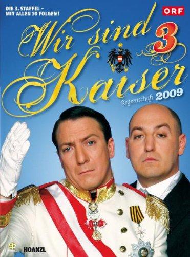 Wir sind Kaiser: Staffel 3 [3 DVDs]