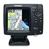 Humminbird 408120-1 Fishfinder 597ci HD DI Combo
