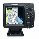 Humminbird 408120-1 Fishfinder 597ci HD DI Combo