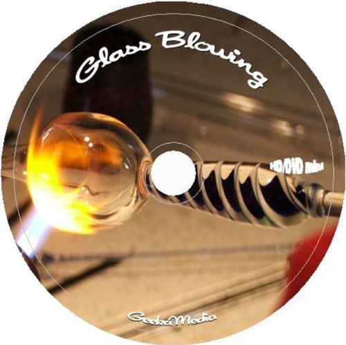 Learn How to Blow Glass At Home: Books & Video Tutorials on Disc (Glass Blowing Starter Kit compare prices)