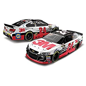 NASCAR Chase Elliott #24 3M 1/64 Kids Hardtop Car 2016