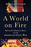 A World on Fire: Britains Crucial Role in the American Civil War