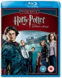 Harry Potter And The Goblet Of Fire [Blu-ray] [2005] [Region Free]