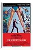 For Your Eyes Only James Bond 007 Poster - 91.5 x 61cms (36 x 24 Inches)