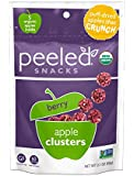 Peeled Organic Snacks, Apple Clusters, Berry, 2.1 Ounce