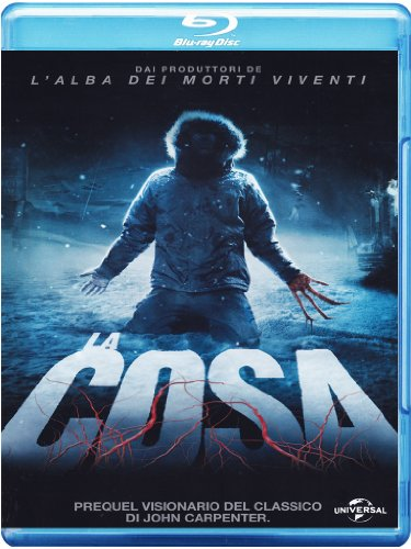 La cosa [Blu-ray] [IT Import]