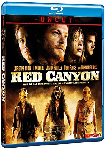 Red Canyon - Uncut [Blu-ray]