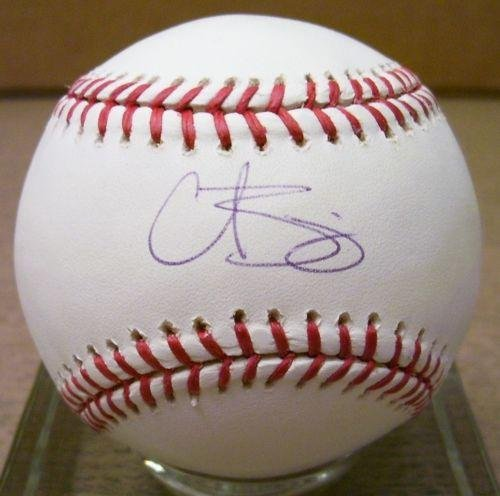 01 WS MVP Coa Major League Autographed Baseballs Autographed Randy Johnson Ball Steiner Sports Certified