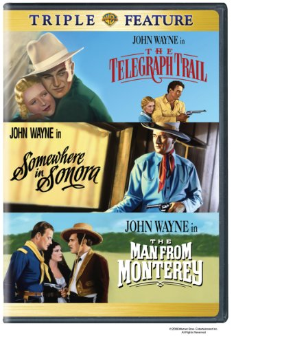 Telegraph Trail & Somewhere in Sonora & Man From [DVD] [Import]