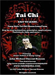 Tai Chi - Health and Self-Defence for Everyone