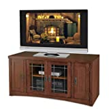 Kathy Ireland Home by Martin Mission Pasadena 50-Inch Mid-Sized Entertainment TV Console; 24-Inch Height