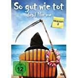 Dead Like Me - So gut wie tot , Season 2 4 DVDs