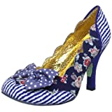 Irregular Choice Beach Trip Mary Janes