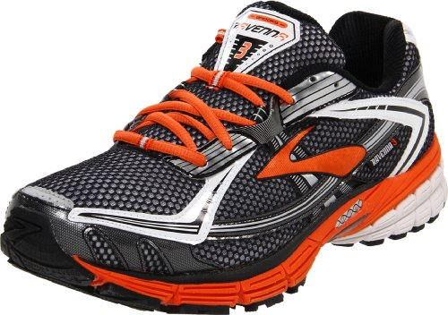 Brooks Men's Ravenna3 M Orange/Black/White Trainer 1101131D835 11.5 UK, 12.5 US
