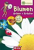Naturdetektive: Blumen, Gräser und Kräuter. Wissen und Beschäftigung für kleine Naturforscher ab 6 Jahren