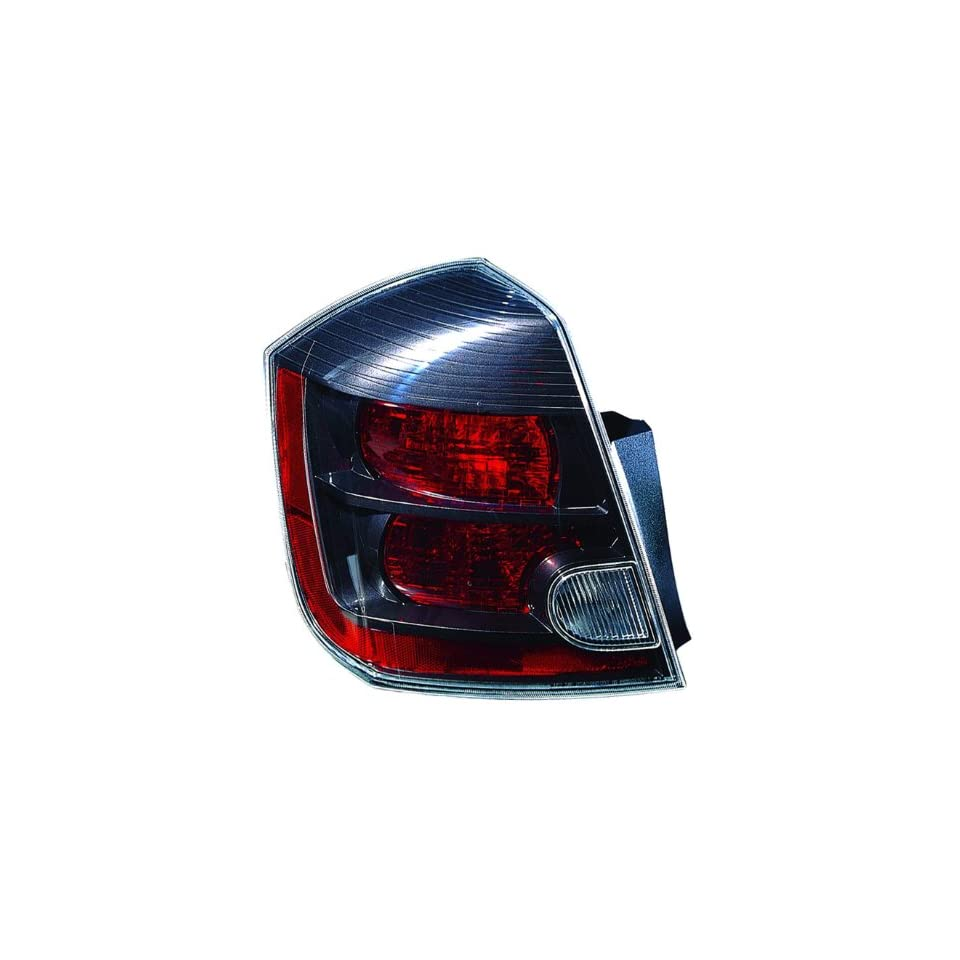 Depo 315 1958L AS2 Nissan Sentra Driver Side Replacement Taillight Assembly