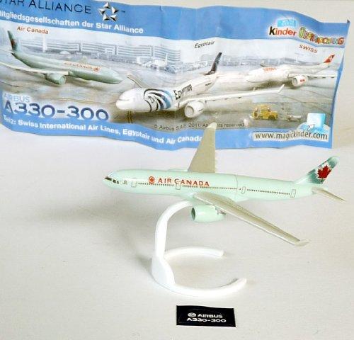 kinder-uberraschung-a330-a300-flugzeug-air-canada-bpz-und-aufkleber-star-alliance