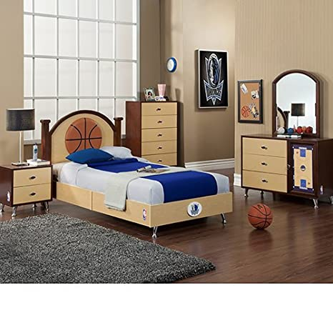 NBA Basketball Dallas Mavricks Bedroom In A Box