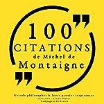 Philosophie pour tous : 100 citations de Michel de Montaigne | Michel de Montaigne