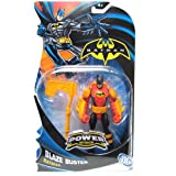 Blaze Buster Batman Power Attack Action Figure