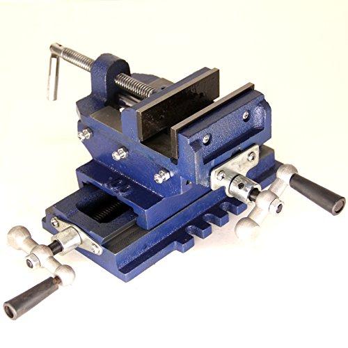 "Why Should You Buy HFS (Tm) 5"" Cross Slide Vise Drill Press Metal Milling 2 Way X-Y Heavy Duty ..."
