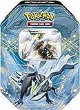Pokemon Black White Card Game Spring 2012 EX Collectors Tin Kyurem [Toy]