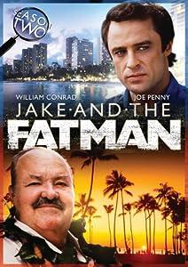 Jake & The Fatman: Second Season [DVD] [Region 1] [US Import] [NTSC]