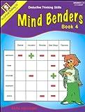 Mind Benders Book 4 (Grades 3-6)