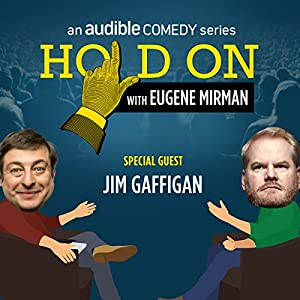 Jim Gaffigan Opens for the Pope