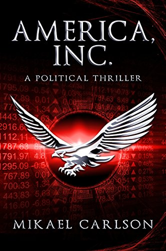 America, Inc. by Mikael Carlson ebook deal