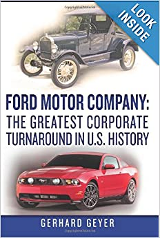 Ford motor company the greatest corporate for Ford motor company history