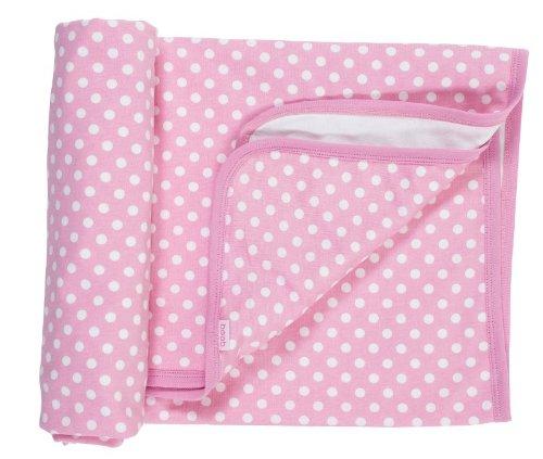 Boob Polka Dot Baby Blanket