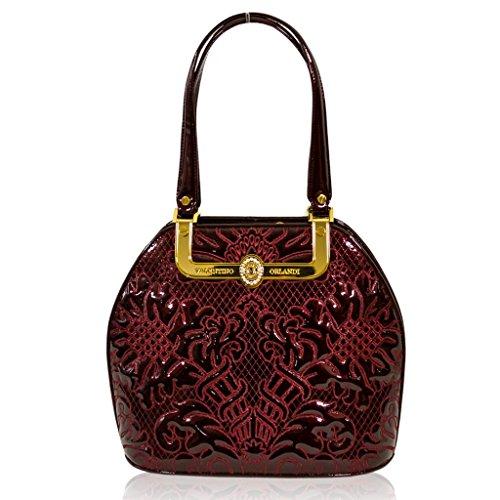 Валентино орланди сумка с кружевом