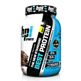 BPI Sports Best Protein Whey Formula, Chocolate Brownie, 2 Pound