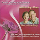img - for The Art of Living in the Moment:: A Bilingual Adventure in Transformation. Ariel and Shya Kane Live in Hamburg book / textbook / text book