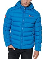 Geographical Norway Chaqueta Guateada Celecte (Azul Royal)