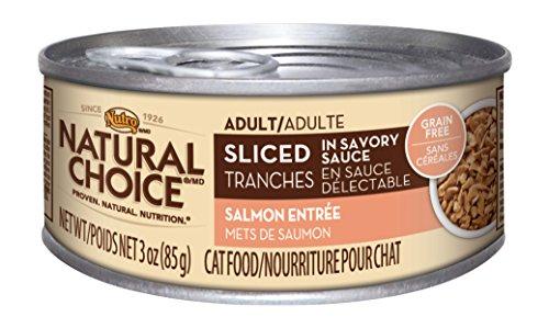 Nutro Adult Cat Food Sliced Salmon Recipe