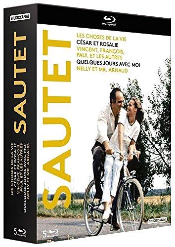 Claude Sautet - Nouveau Coffret Blu-Ray 5 Films en Versions Restaurées [Edizione: Francia]