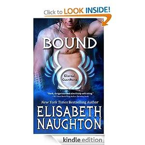 Bound(Eternal Guardians) - Elisabeth Naughton
