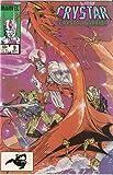 img - for The Saga of Crystar, Crystal Warrior #9 September 1984 book / textbook / text book
