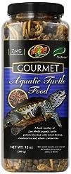 Zoo Med Gourmet Aquatic Turtle Food,…