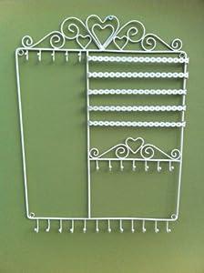 porte bijoux mural les bons plans de micromonde. Black Bedroom Furniture Sets. Home Design Ideas