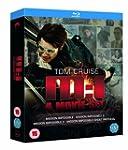 Mission Impossible Quadrilogy [Blu-ra...