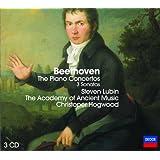 Beethoven: Piano Concertos & Sonatas (3 CDs)