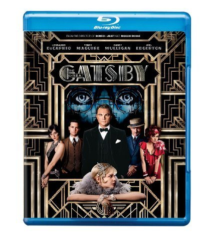 The Great Gatsby (Blu-ray 3D + Blu-ray + DVD) by Warner Bros.