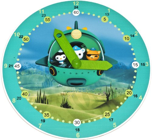 joy-toy-233935-horloge-apprentissage-25-cm-en-bois