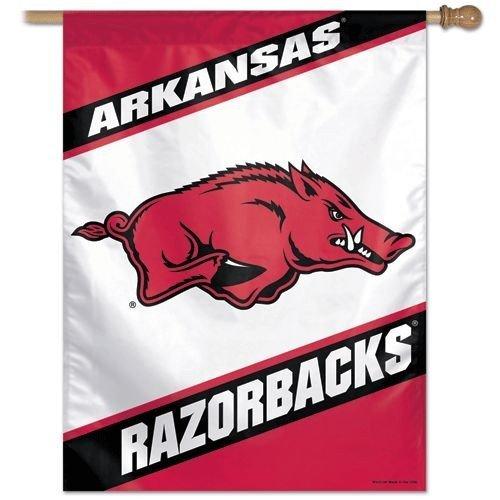 Arkansas Razorbacks 27x37 Banner - Licensed NCAA College Gift