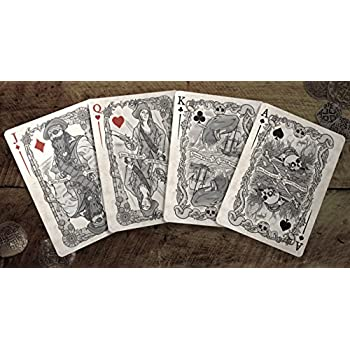 Brain Vessel Cargo Master Deck East Playing Cards