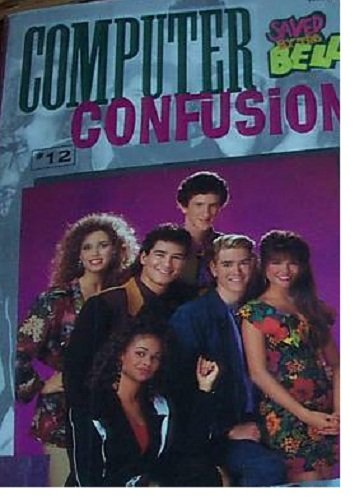 COMPUTER CONFUSION (SAVED BY THE BELL #12) PDF