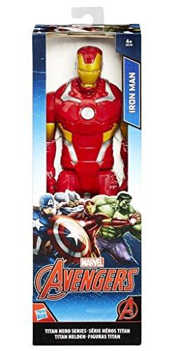 Avengers - Personaggio Titan Iron Man